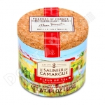 Sea Salt, Fleur De Sel De Camargue, Le Saunier De Camargue,  4.4oz/125g, Product of France