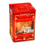 Impra, Imperial English, Pure Ceylon Tea, Big Leaf, 14.109oz/400g, Product of Sri Lanka