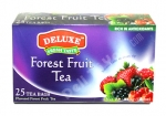 """Deluxe"", Fresh Taste, Forest Fruit Tea, 25 bags, 1.32oz/37.5g"