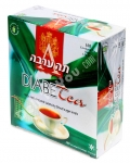 Arava Tea, DiabeTea, 100 Enveloped tea Bags, 1.5g Each, Net Weight : 150g