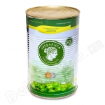 Grekelita, Emerald Green Olives, Supergiant, 4400g, Product of Greece