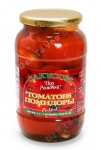 "ZAKUSON, Pickled Tomatoes ""Pod Ryumochku"" (Red), 33.8oz/1L"