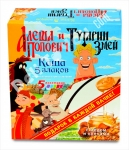 """Alesha Popovich"", 5-Grain Porridge With Honey And Nuts, 5 Packs"