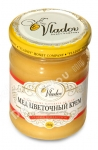 """Vladov"", Flower Cream-Honey (Med Tsvetochniy Krem), 0.73Lb/330g, Product of Moldova"