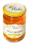 """Vladov"", Acacia Honey (Med s Akatsii), 0.73Lb/330g, Product of Moldova"