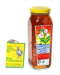 Real Leatherwood Honey, Golden Nectar Organic, 496g, Product Of Australia