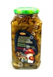 Uniservis, Marinated Chanterelle(Lisichki) Mushrooms, 31oz/880g