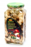 Uniservis, Marinated Straw Mushrooms (Unpeeled), 28.2oz/800g