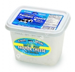 """FreshMade"", Non Fat Farmer Cheese, 16oz/1Lb"