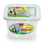 "FreshMade, ""DELICATE"" Farmers Cheese, 16oz/1Lb"