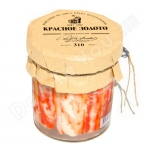 """Red Gold"", Far East Crab Meat, Natural, 240g, Product of Russia"