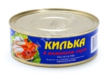 """IMS"", Kilka in Tomato Sause, Latvia, 8.5oz/240g"