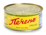 Canned Cod Liver, 10.6oz/300g, Product of Norway