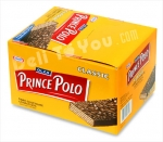 """Kraft"", Prince Polo, Dark Chocolate Confection, Classic, 32-1.2oz(36g) Bars, 2Lb 6.4oz(38.4oz) 1.15kg"