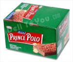 """Kraft"", Prince Polo, Hazelnut Milk Chocolate Confection, 32-1.2oz(36g) Bars, 2Lb 6.4oz(38.4oz) 1.15kg"