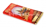 """Russkiy Shokolad"", Milk Chocolate with Hazelnuts and Raisins, Russia, 100g"
