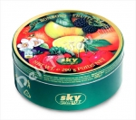Sky Candy, Berry Candies (Metal Box), 200g, Product of Germany