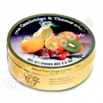 Cambridge & Thames Mixed Fruit Drops, 5.3oz/150g, Product of Germany