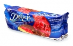 Delicje Raspberry Polish Cookies, 5.19oz/147g