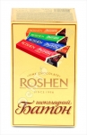 """Roshen"", Milk Chocolate Bars With Creme Brulle Filling, 30 Bars, 3.5Lb/1.59Kg"