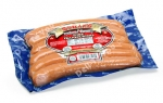 Bobak's, Natural Casing Pork Frankfurters, 16oz/1Lb