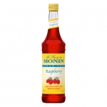 Monin Sugar Free Raspberry Syrup, 25.4fl oz/750ml, Product of France