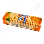 Lisa Alisa, Cookies, Biscuits With Orange Slices, 25.04oz/710g, Product of Russia