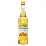 Monin Sugar Free Hazelnut Syrup, 25.4fl oz/750ml, Product of France