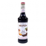 Monin Dark Chocolate Syrup, Premium Gourmet Syrup, 25.4fl oz/750ml, Product of France