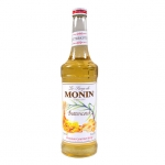 Monin Butterscotch Syrup, Premium Gourmet Syrup, 25.4fl oz/750ml, Product of France