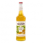Monin Peanut Butter Syrup, Premium Gourmet Syrup, 25.4fl oz/750ml, Product of France