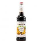 Monin Chocolate Chip Cookie Syrup, Premium Gourmet Syrup, 25.4fl oz/750ml, Product of France