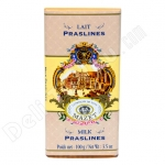 Mazet, Milk Praslines Chocolate Bar, 3.5oz/100g, Product of France