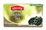 """Deluxe"", Fresh Taste, Blackberry Tea, 25 bags, 1.32oz/37.5g"